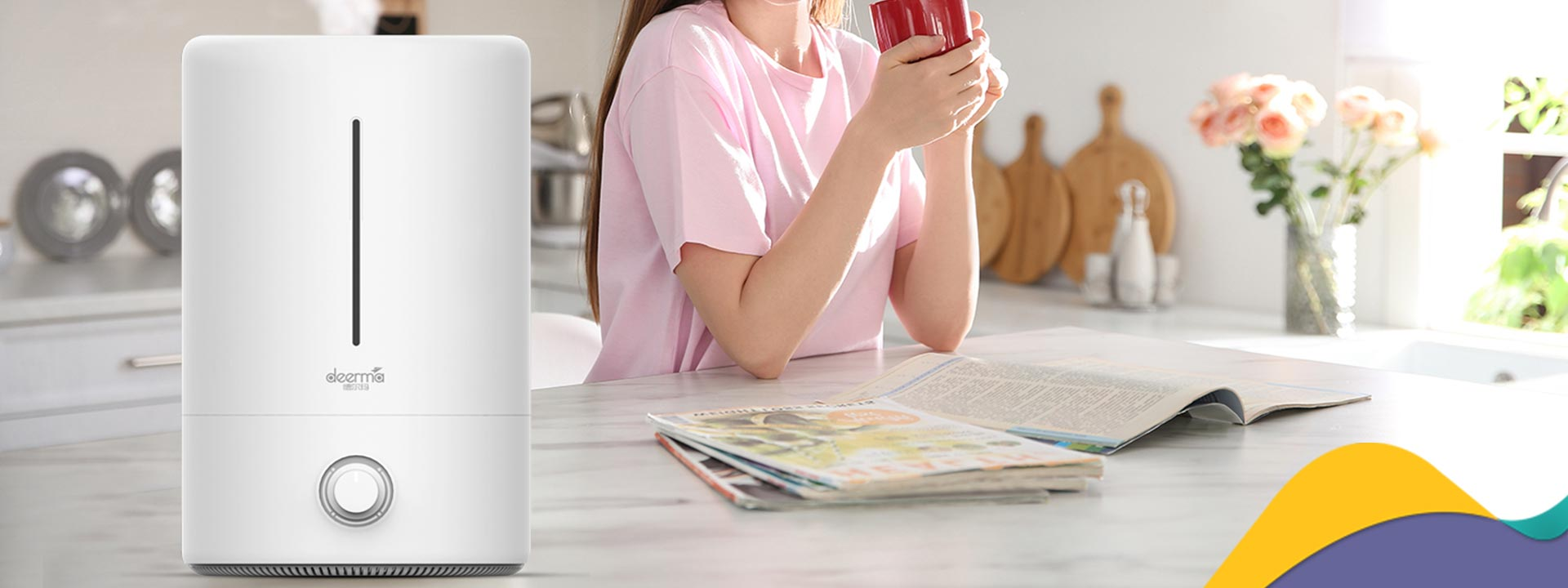Choose right humidifiers
