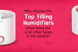 top filling humidifier